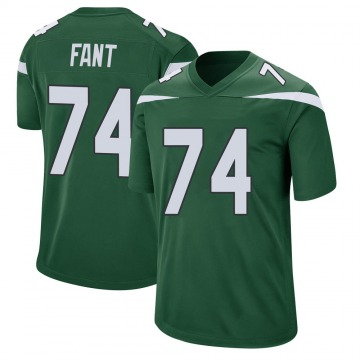 Youth New York Jets George Fant Gotham Green Game Jersey By Nike